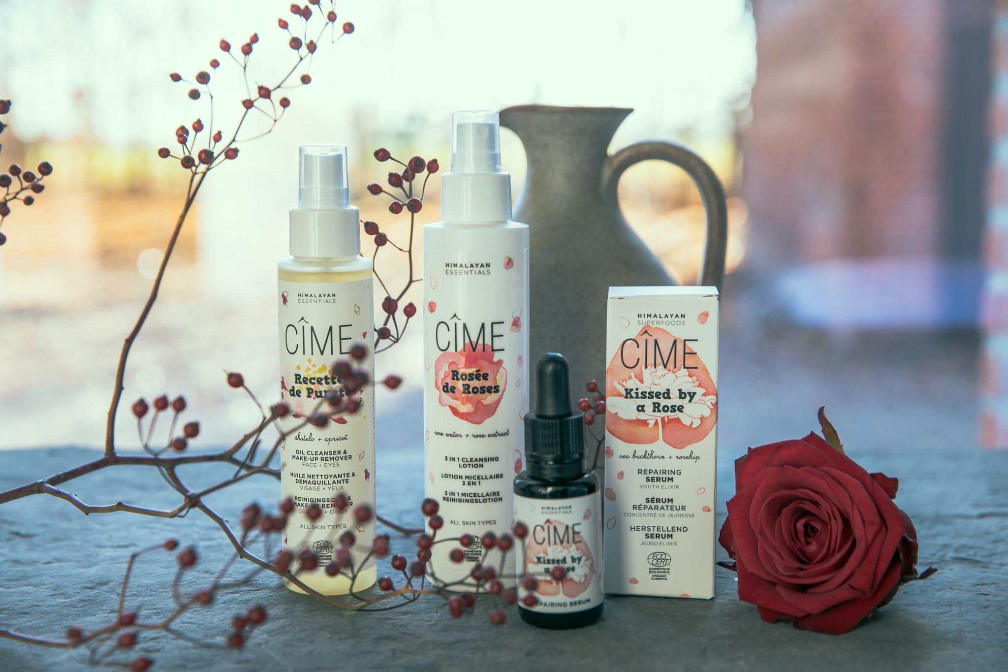 Reinigingslotion - Rosée de Roses - Cîme
