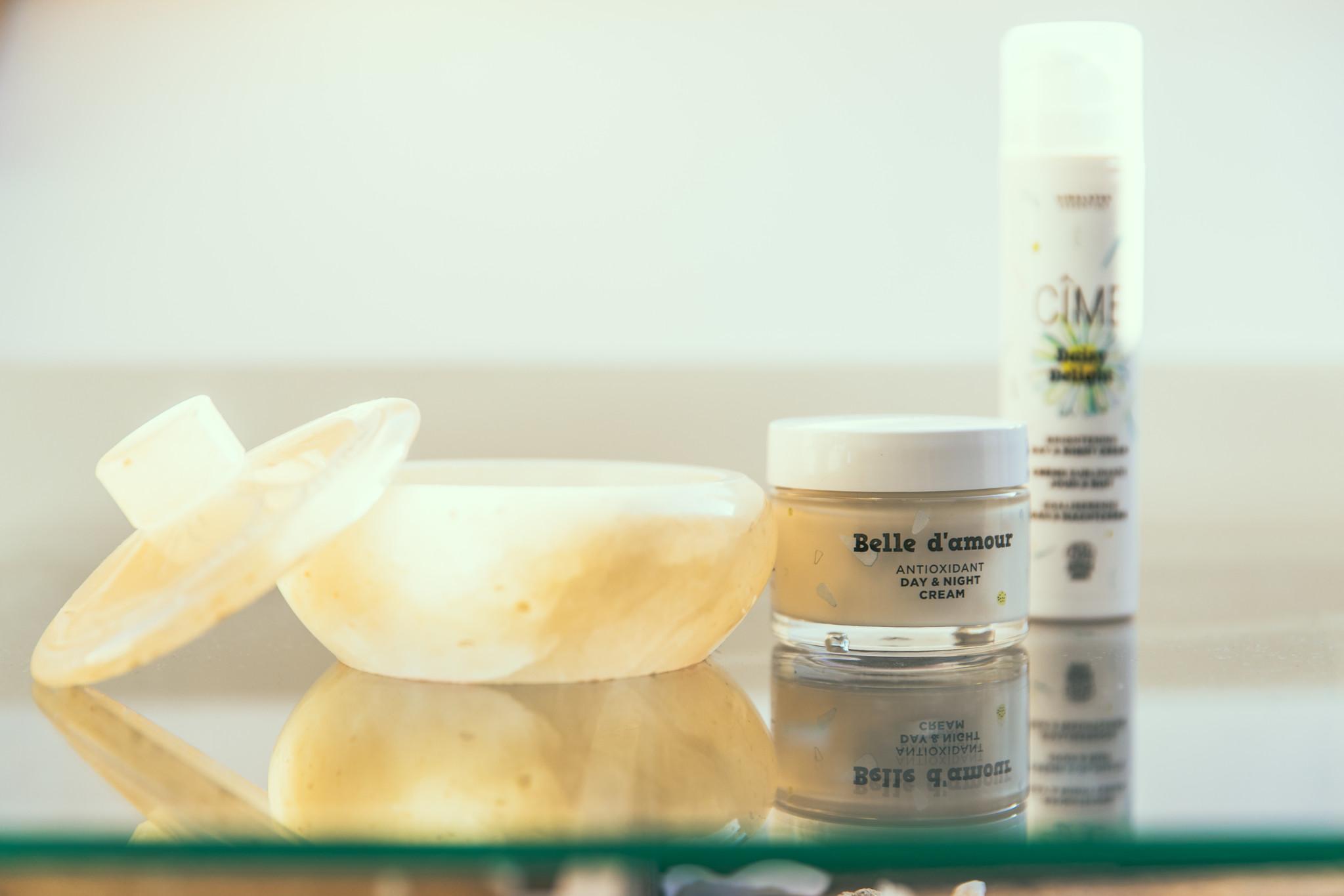 Antioxidant dag & nachtcrème - Belle d'amour - Cîme