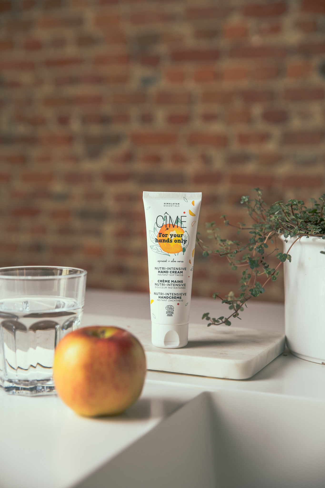 Nutri-intensieve handcrème - For your hands only - Cîme