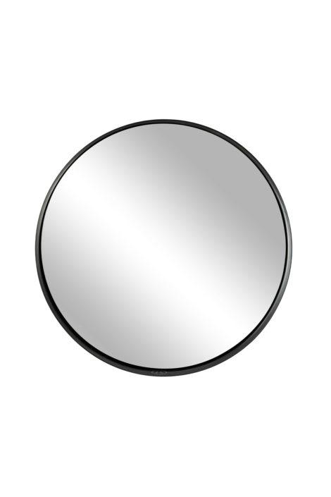 Spiegel metaal - rond 20cm - 2 kleuren - Zusss