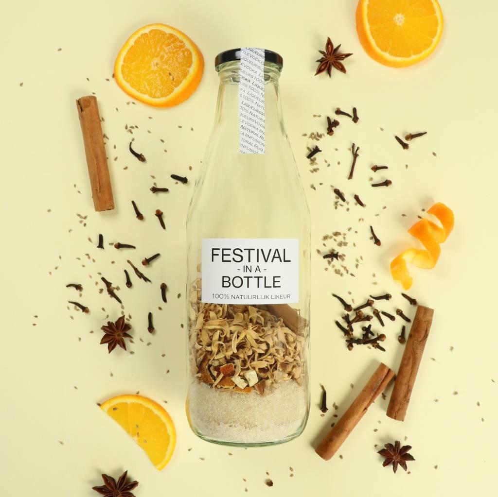 Mandrin Festival - Festival in a bottle