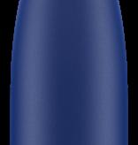 Chilly's Bottle Matte Blue500ml