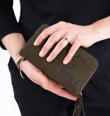 Leuke portemonnee - 4 kleuren - Zusss