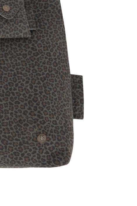 Royale handtas - leopard - Zusss