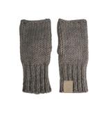 Gebreide handschoenen  - 2 kleuren - Zusss