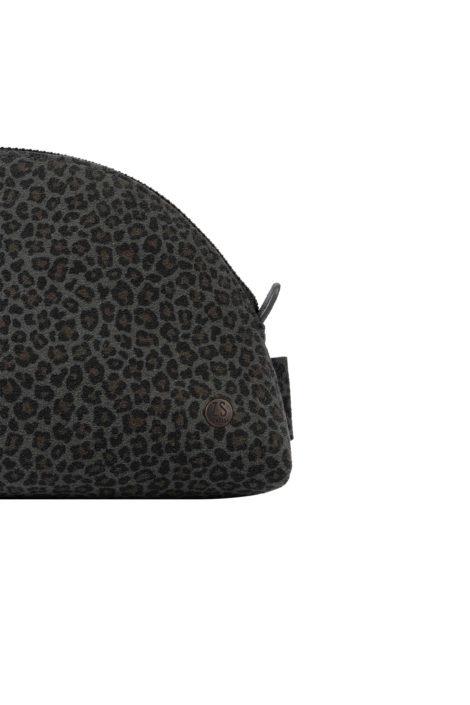Make-up tasje - Leopard - Zusss