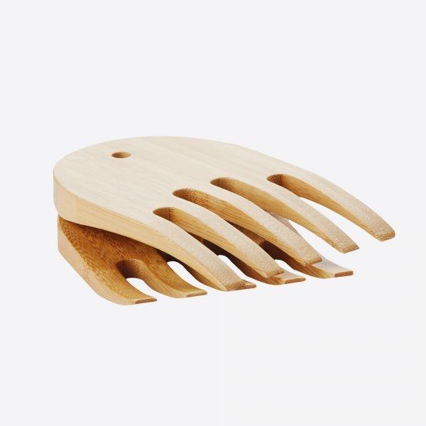 Sla serveerset uit bamboe - Point Virgule