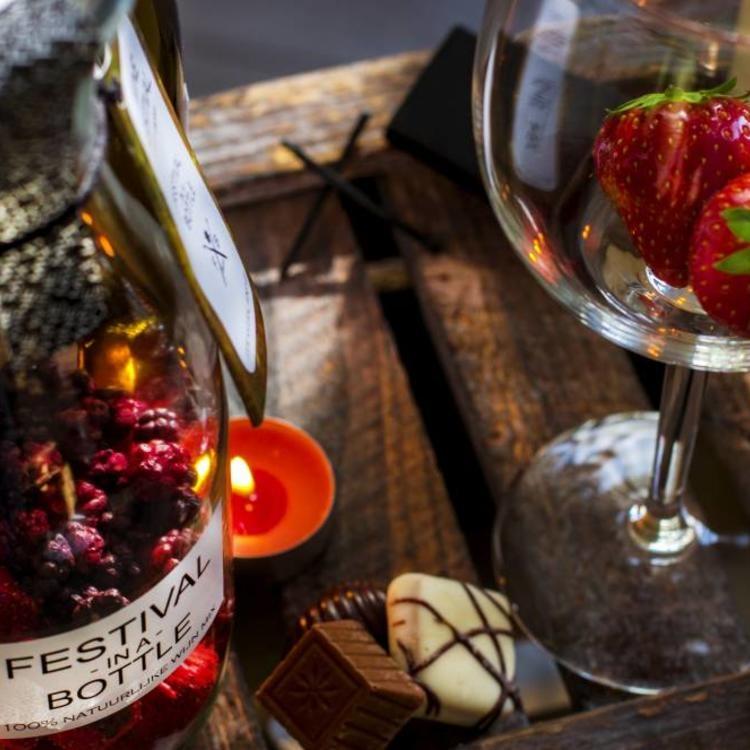 Wine Strawberry Festival - Festival in a Bottle