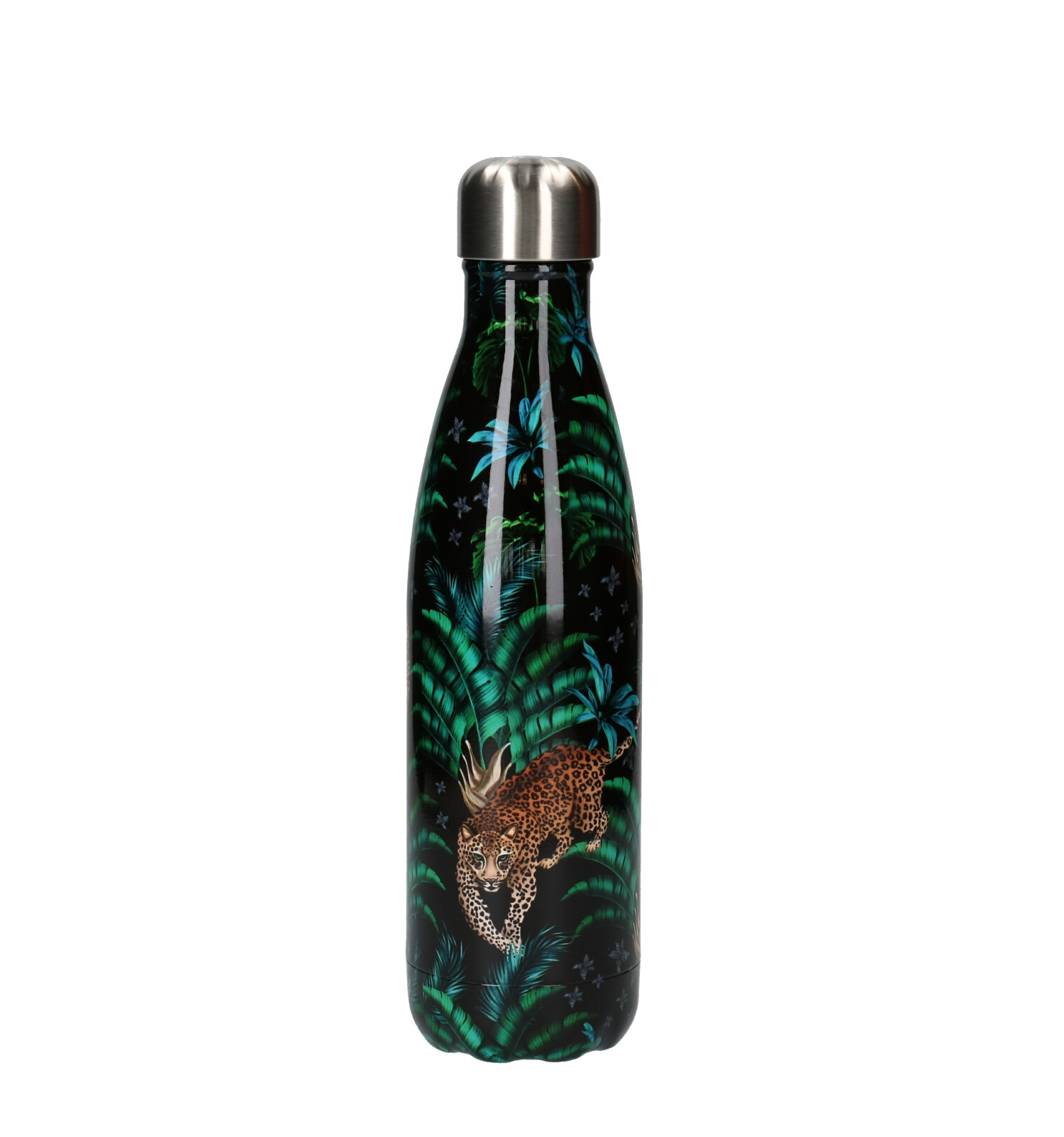 Chilly's Bottle Tropical Leopard 750ml