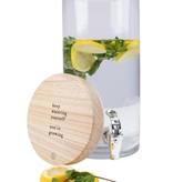 Limonadetap 5 liter - Zusss