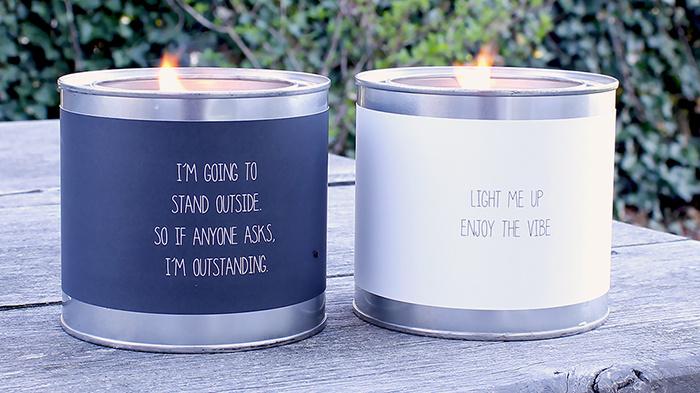 "My Flame Buitenkaars ""Outstanding"""