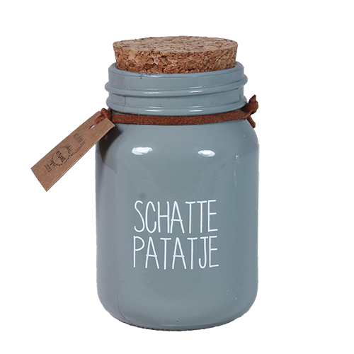 My Flame Sojakaars Schattepatatje