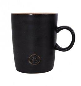 Theemok aardewerk zwart - Zusss