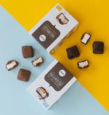 Marshmallows Dark Chocolate & Sea salt caramel - 2 maten