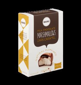 Marshmallows Milk choc & Dark caramel - 2 maten