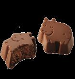 Hippo Hazelnut Truffle
