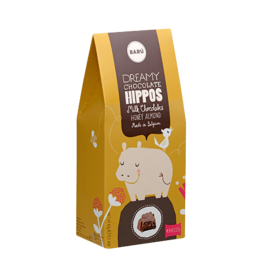Hippo Honey Almond