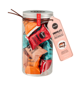 Marshmallow Gift Jar (mixed)
