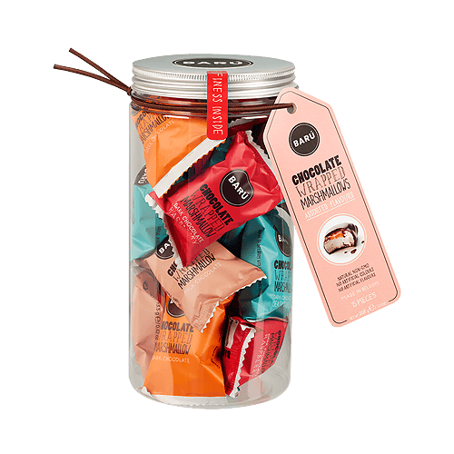 Marshmallow Gift Jar (mixed)