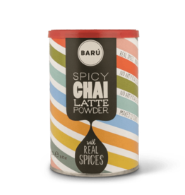 Spicy Chai Latte Powder