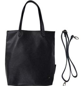 Basic shopper zwart - Zusss