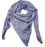 Sjaal Fien Lavendel Lot83