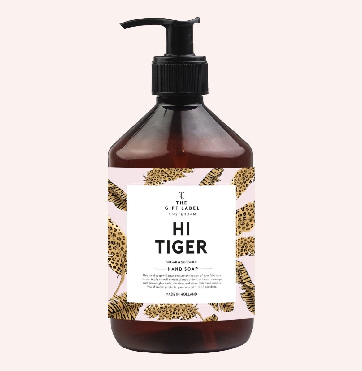 Handzeep Hi tiger  - The Gift Label