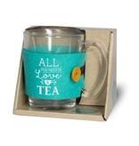 Theeglas - Love Tea