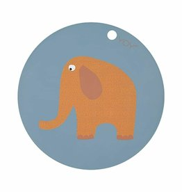 Placemat elephant Oyoy