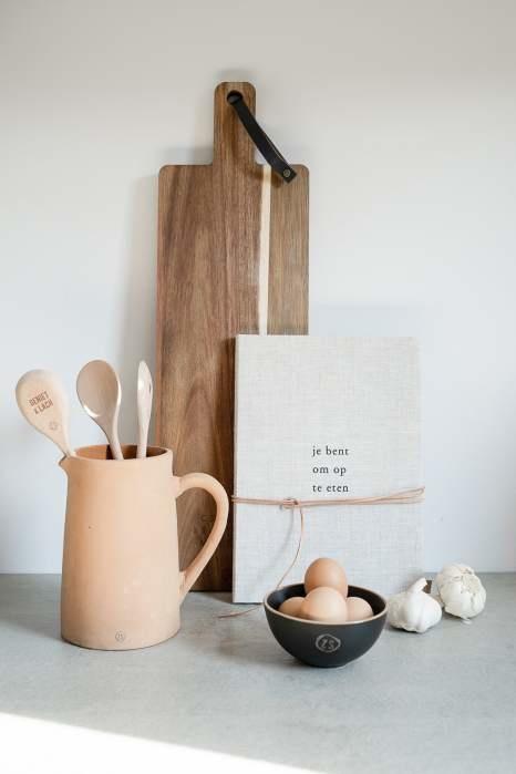 Receptenboek  Linnen- Zusss