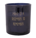 Kaars Make it a december to remember