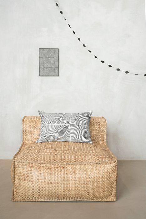 Kussen grafisch patroon 40x60 Zusss