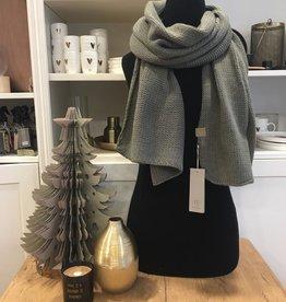 Gebreide sjaal - Groen - Zusss