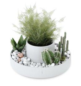 Umbra Founain planter