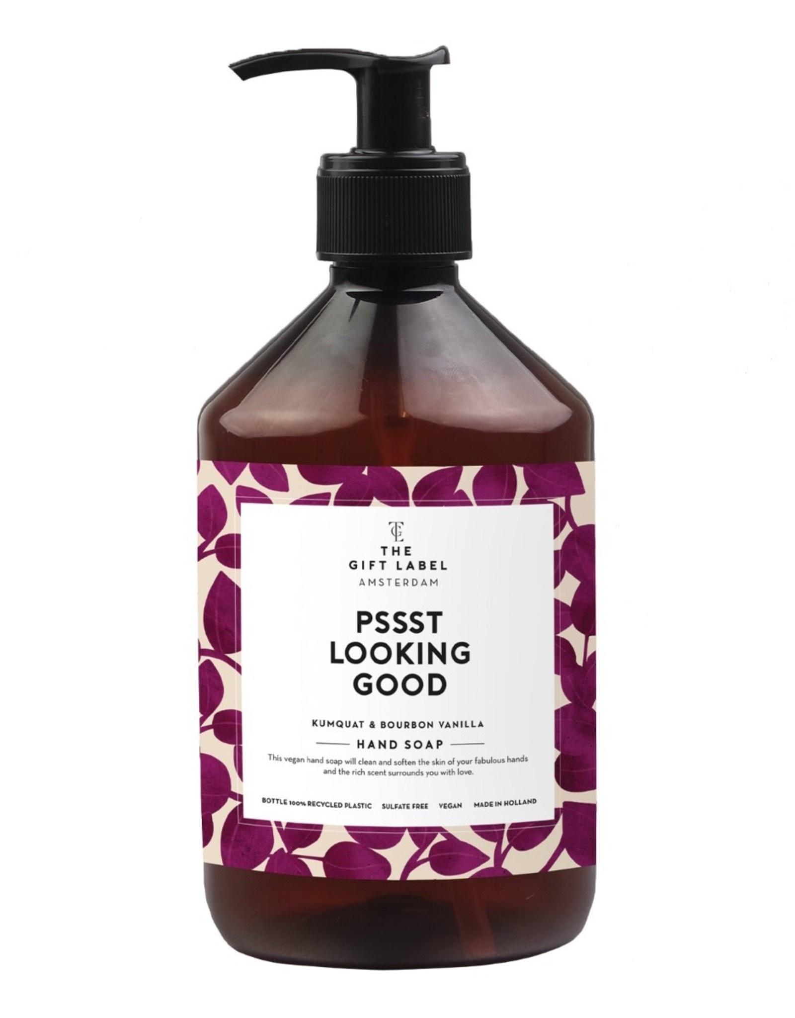 Handzeep Pssst Looking Good - The Gift Label