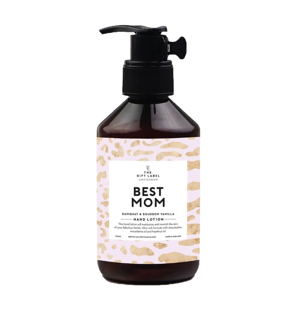 HandLotion Best Mom - The Gift Label