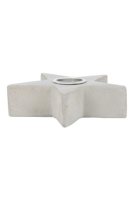 Kandelaar ster beton - Zusss