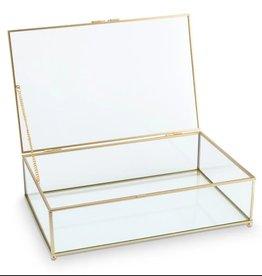 Glazen box goud - VT Wonen