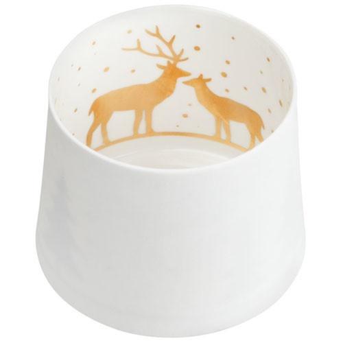 Räder theelichthouder Shadow play deers