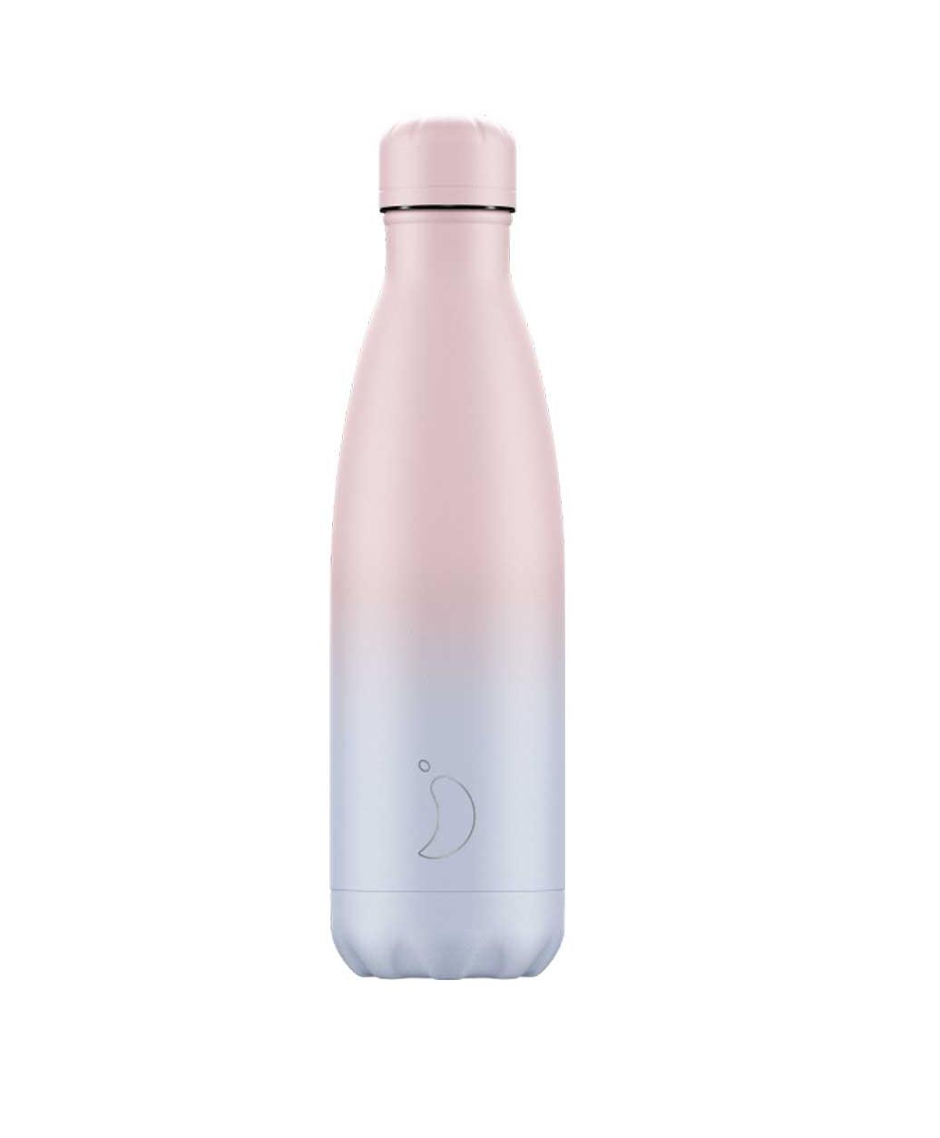 Chilly's Bottle 500 ml - Gradient Blush