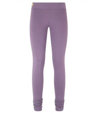 Urban Goddess Yoga Legging Bhaktified Jungle Orchid