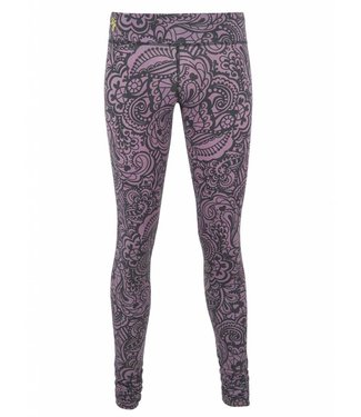 Urban Goddess Yoga Legging Bhaktified Anjali - Jungle Orchid