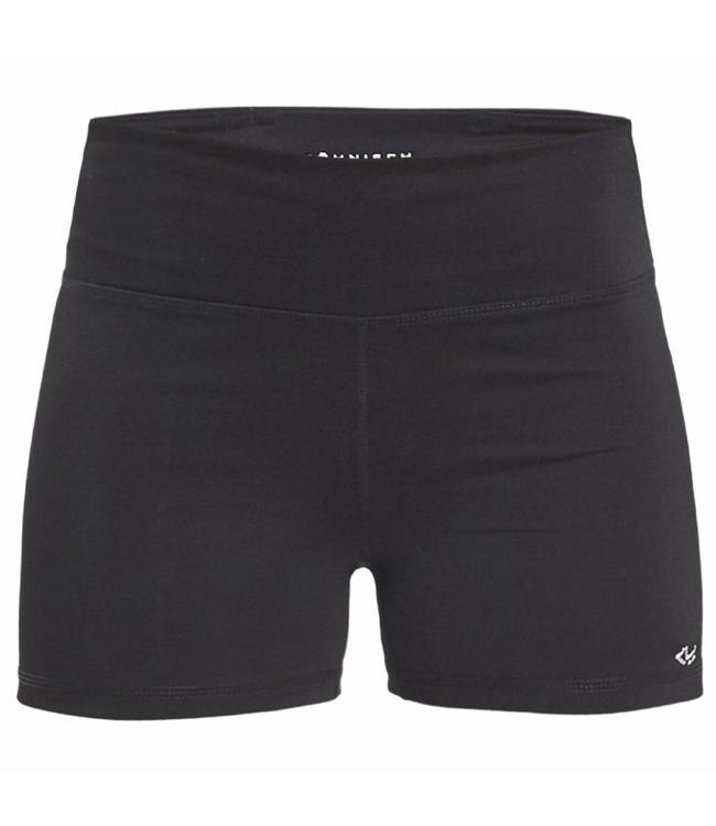 Rohnisch Yoga Hot Pants - Black