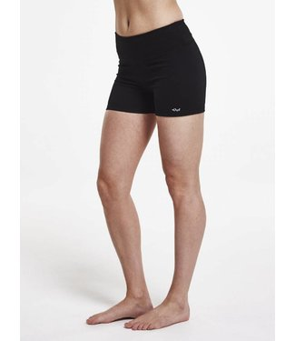 Rohnisch Yoga Hot Pants - Black