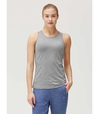 Rohnisch Yoga Top Lasting - Grey Melange
