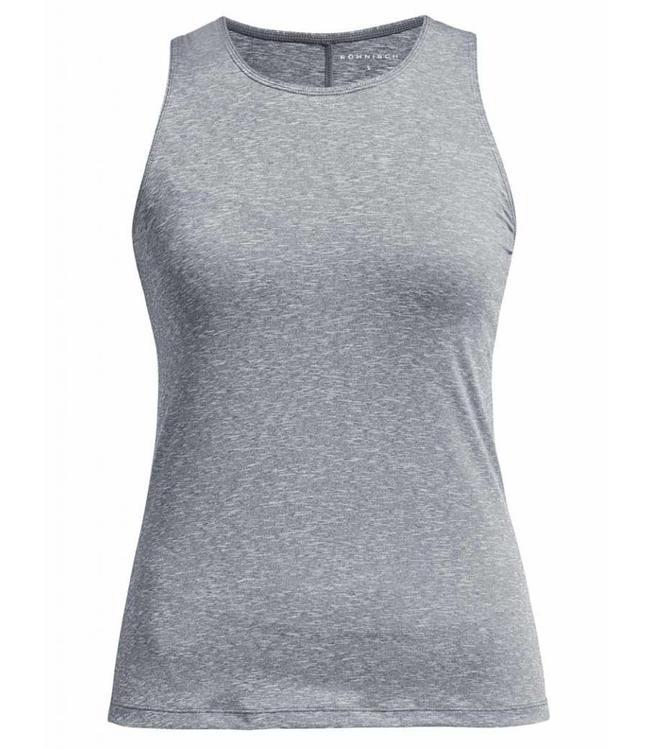 Rohnisch Yoga Top Lasting - Grey Melange