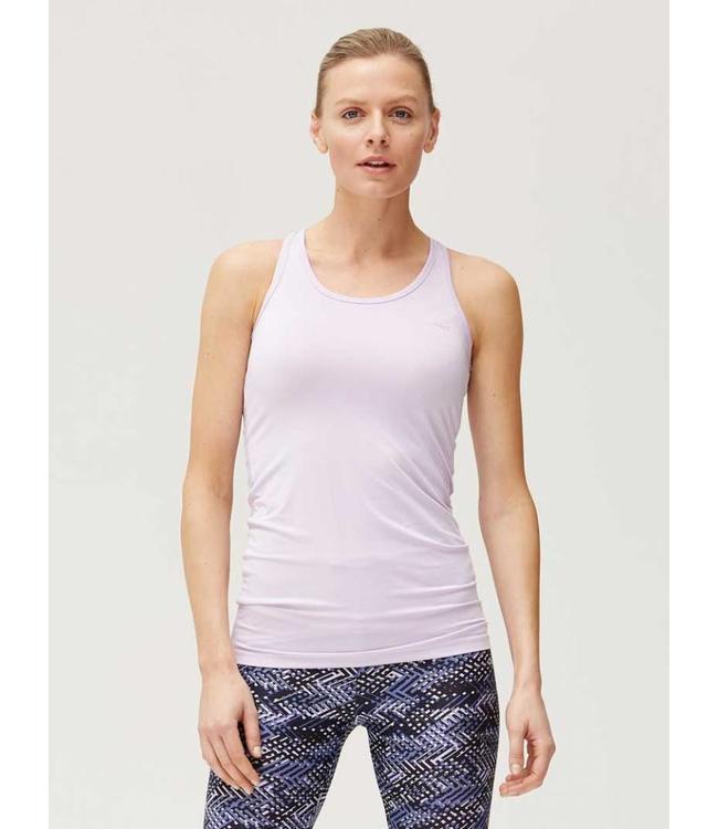 Rohnisch Yoga Top Long Racerback - Lavender