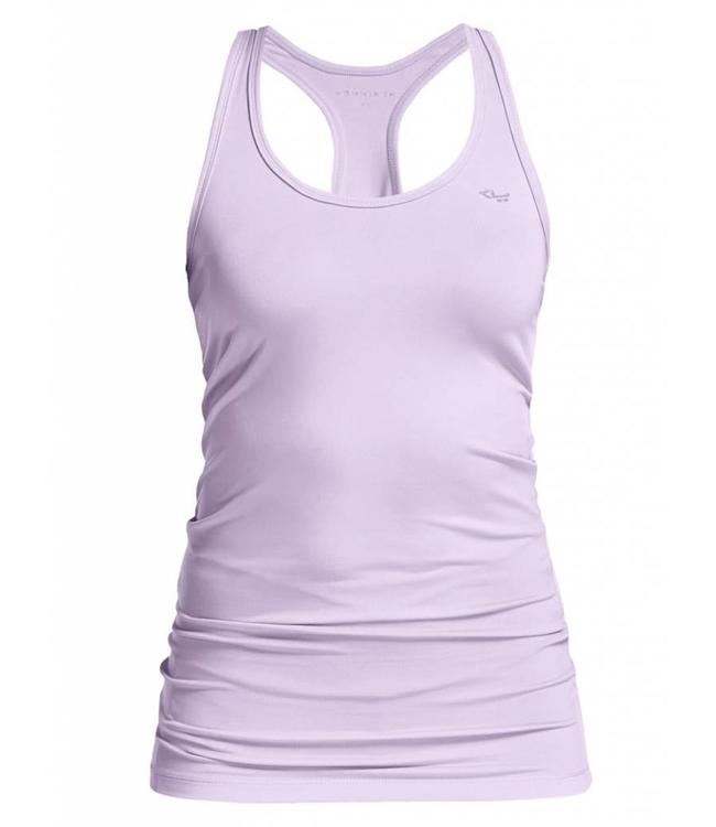 Rohnisch Yoga Top Long Racerback - Lavender