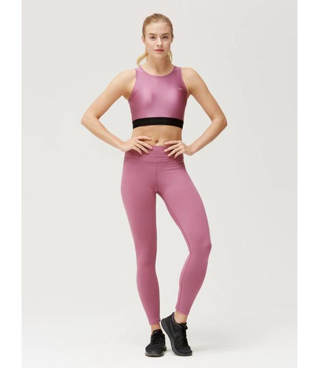 Rohnisch Yoga Legging Hatha Tights - Blush