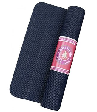 Yogi & Yogini Yoga Mat Basic 5 mm Indigo